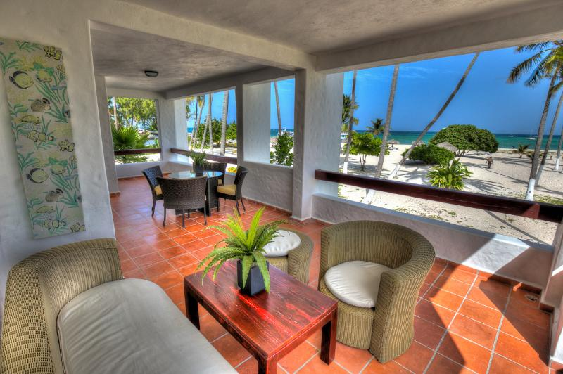 Incredible Oceanfront 3BDR in Stanza Mare B201 - Image 1 - Punta Cana - rentals