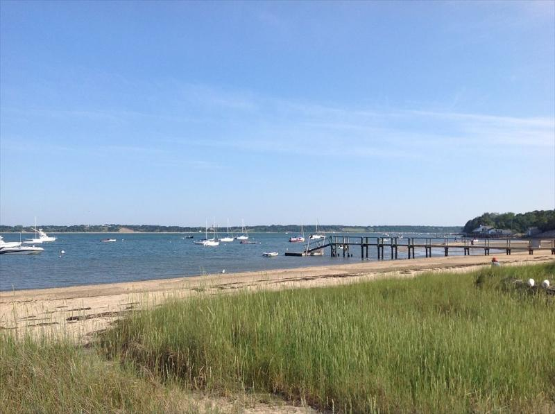 Just a 3 minute walk to a private beach of Pleasant Bay. - SHAORL 107810 - Orleans - rentals