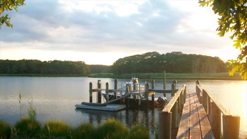 Deck - 236 Smoke Valley Rd - Osterville - rentals