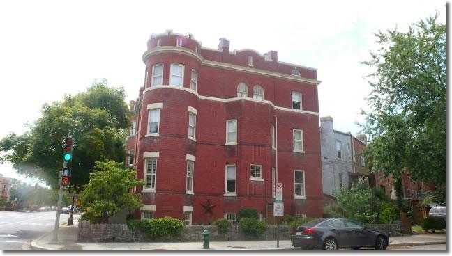 Large 2 bedroom 3 blocks to Capitol and Metro - Image 1 - Washington DC - rentals