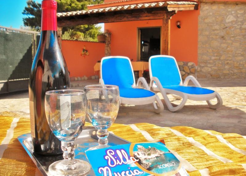 Villa Nuccia:Oasi di Relax - Image 1 - Castellammare del Golfo - rentals