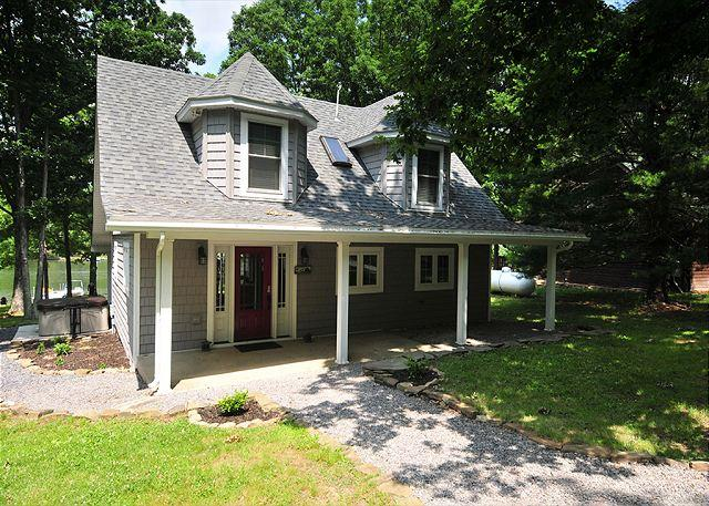 Front of House - Cool Breeze - Swanton - rentals