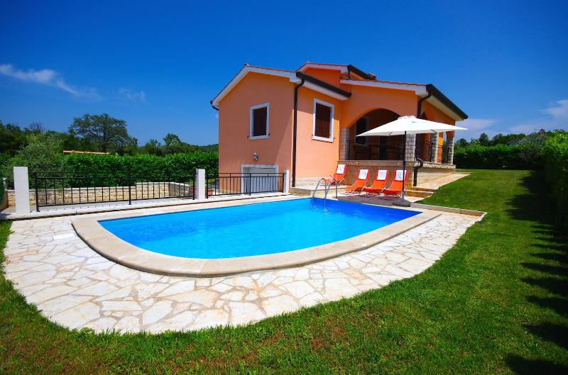 Romantic Villa near Vrsar - Image 1 - Vrsar - rentals