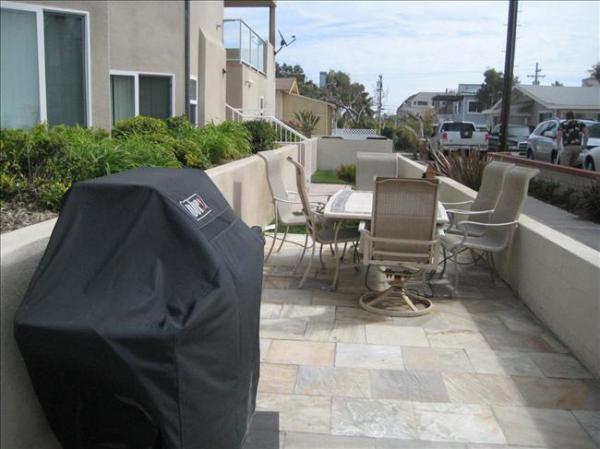 patio - 3531 Oceanfront Walk - San Diego - rentals
