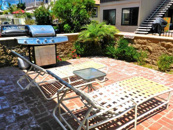 patio - 737 Jamaica Court #1 - San Diego - rentals