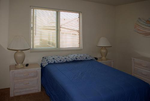 Blue Bedroom - 2835 Ocean Front Walk #B - San Diego - rentals