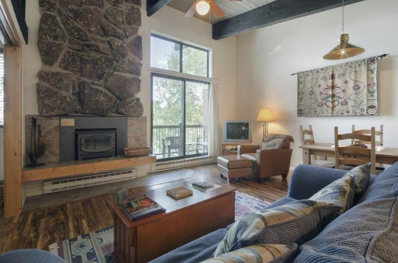 Storm Meadows Club B Condominiums - CB412 - Image 1 - Steamboat Springs - rentals