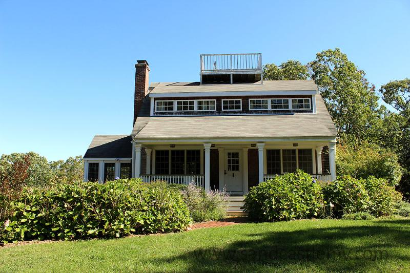 1636 - BEAUTIFUL POST & BEAM HOME SET ON 7 ACRES - Image 1 - West Tisbury - rentals