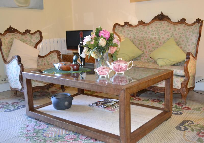 Salon / Living Room - Boutique Apartment Valencia Downtown. 5 Rooms - Valencia - rentals