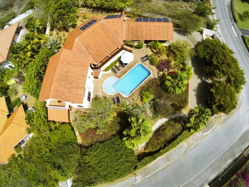 Villa Carpe Diem overview - Villa Carpe Diem Curacao - Curacao - rentals