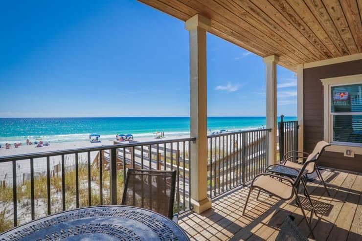 Las Olas - Image 1 - Miramar Beach - rentals