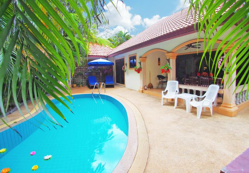 Stunning 2 Bed Private Pool Coconut Paradise Villa - Image 1 - Rawai - rentals