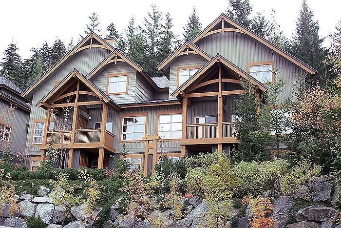Mountain Star #18 - Image 1 - Whistler - rentals