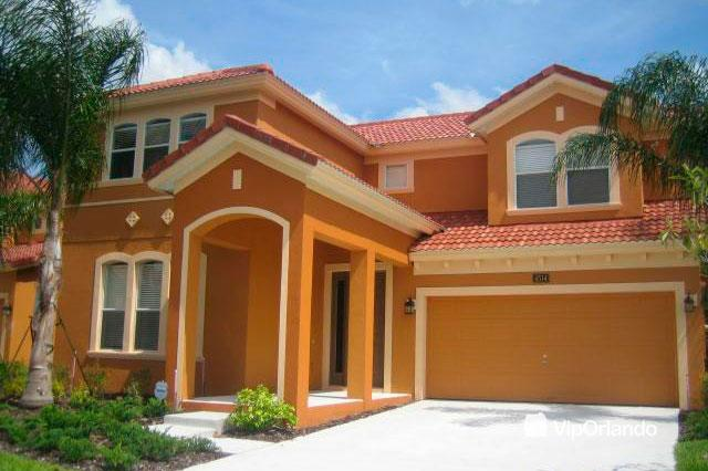 Spacious VIP ORLANDO House with private pool - Stella 4bm02 - Image 1 - Kissimmee - rentals