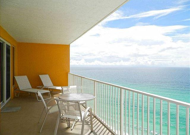 Balcony - Treasure Island - Open Dates in May, June and July - Breathtaking Views - Panama City - rentals