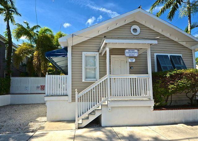 """POOLSIDE SUITE"" - A Few Steps To Duval St! Pvt Parking & Shared Pool! - Image 1 - Key West - rentals"