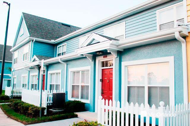 Classic style villa entrance - Comfortable 3 Bed VIP ORLANDO Villa near the Disney parks - Lordi 3ms01 - Kissimmee - rentals