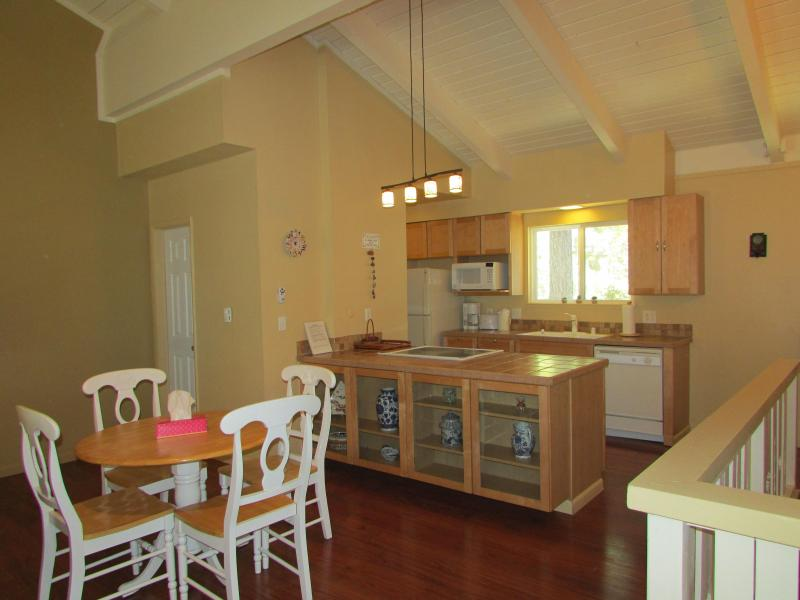 Kitchen and Living Room - North Tahoe Diamond in Incline Village - Incline Village - rentals