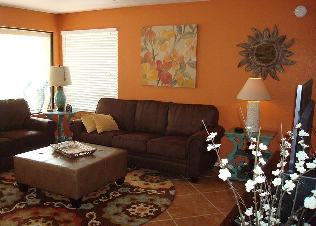 Picture Name - Enjoy spectacular views of the Catalina Mountains-First Floor Corner Condo! - Tucson - rentals