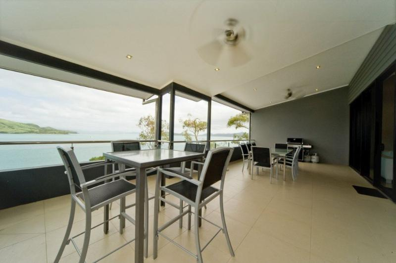 Balcony - Edge 10 - Hamilton Island - rentals