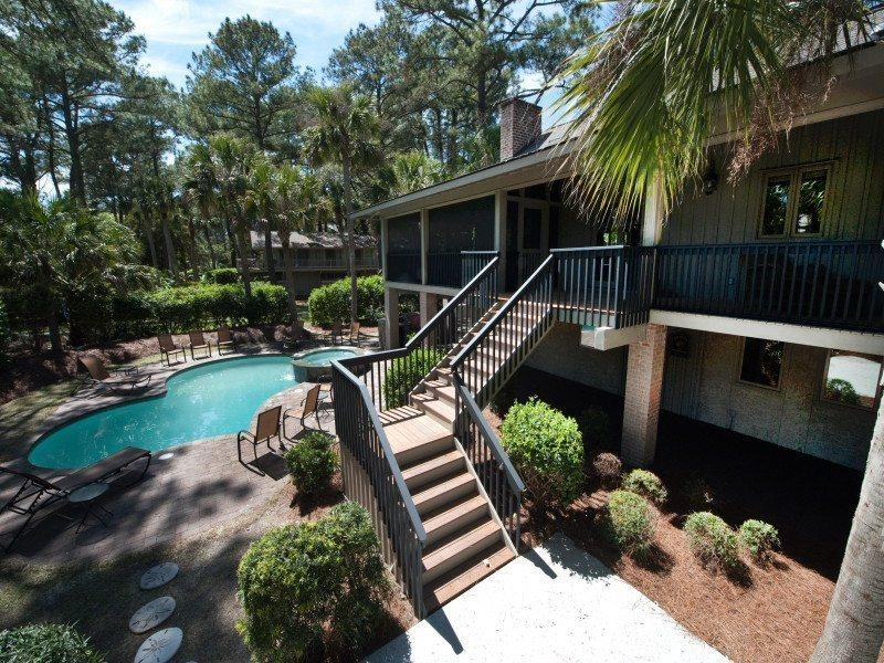 Fully Renovated-2nd Row from the Ocean-28 Surf Scoter - 28 Surf Scoter - Hilton Head - rentals