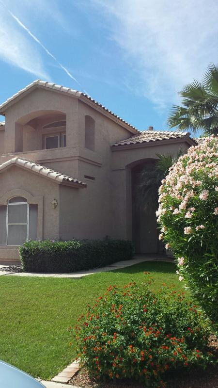 Beautiful 5 bedroom 4 bathroom 4,600 square foot h - Image 1 - Gilbert - rentals