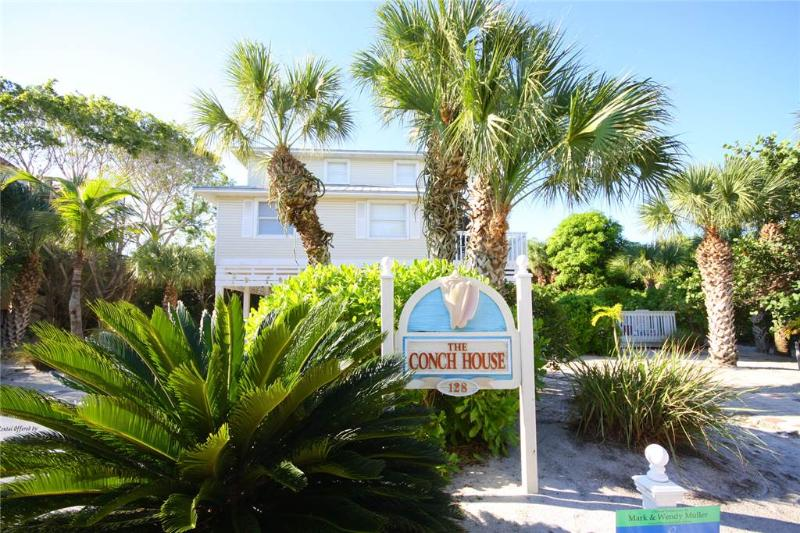 128-Conch House - Image 1 - North Captiva Island - rentals