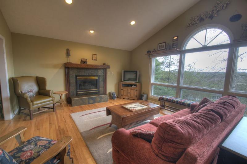 Tiffany Hideaway - Living Area - Tiffany Hideaway - Asheville - rentals