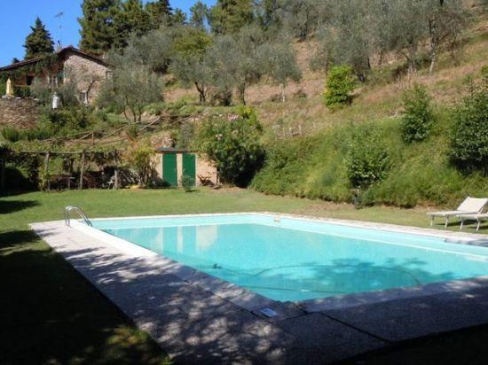 Villa Istrice - Image 1 - Lucca - rentals