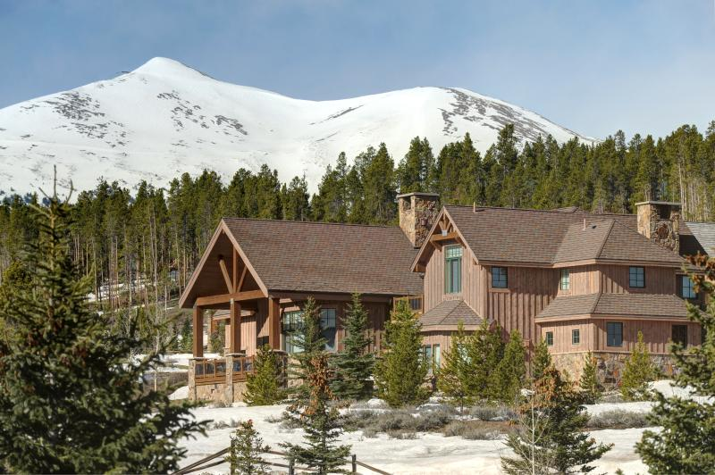 Highlands Retreat - Highlands Retreat - Luxury Golf Course Home - Breckenridge - rentals