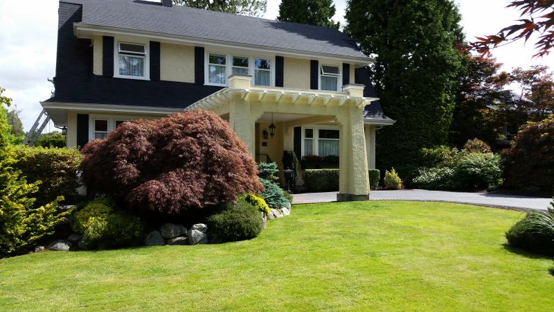Haddon House streetview - AWARD-WINNING LUXURY HERITAGE RESIDENCE - Vancouver - rentals