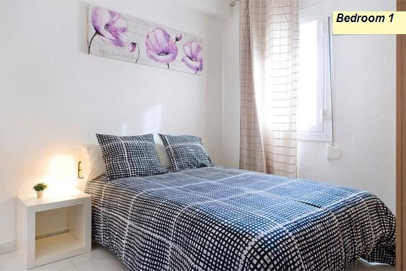 MINERVA - Apartment in the center, free wifi - Image 1 - Barcelona - rentals