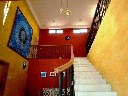 Family Lounge Area of your apartment - ACCRA ROYAL CASTLE FULL SERVICE TWO BEDROOM APARTMENT - Accra - rentals