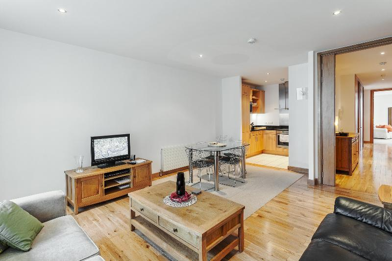 Spencer Dock Apartments Two Bedroom Apartment - Image 1 - Dublin - rentals