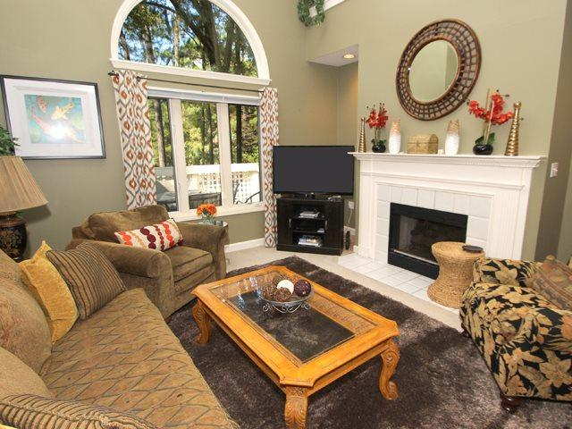 Living area 2 - Huntington, 7654 - Hilton Head - rentals