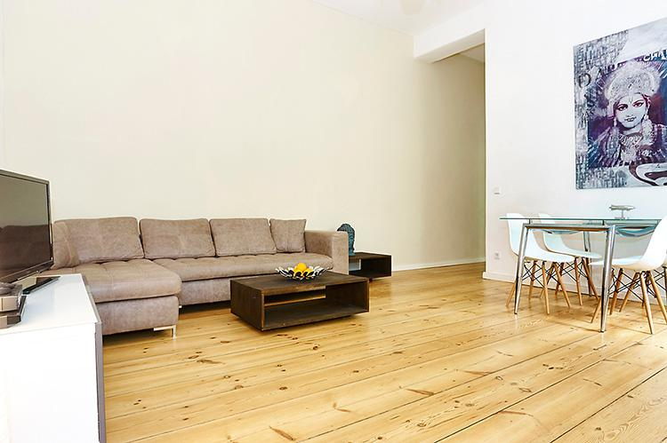 467Stylish Apartment in Mitte near Rosenthaler Pla - Image 1 - Berlin - rentals