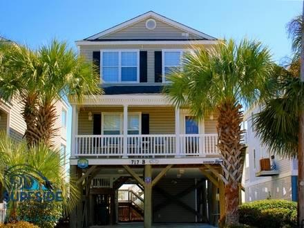 Jolly Roger - Image 1 - Surfside Beach - rentals