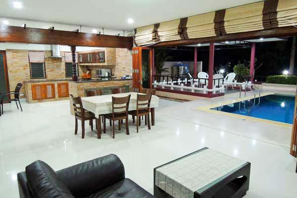 Four-Bedroom Ao Nang Pool Villa for up to 8 People - Image 1 - Krabi - rentals