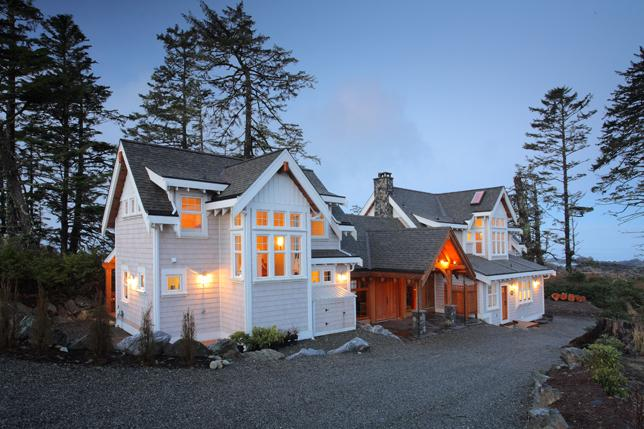 Black Rock Beach House - OCEANFRONT BEACH HOUSE - Black Rock Beach House - Ucluelet - rentals