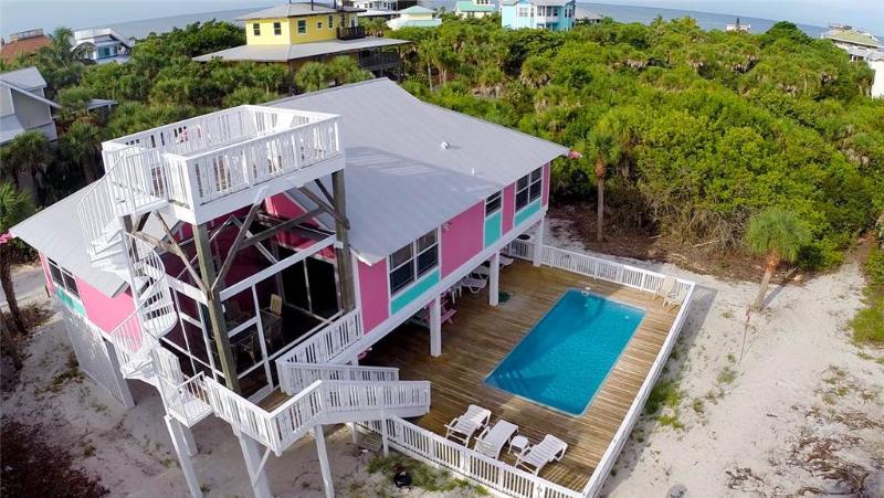 159-Flamingo House - Image 1 - North Captiva Island - rentals