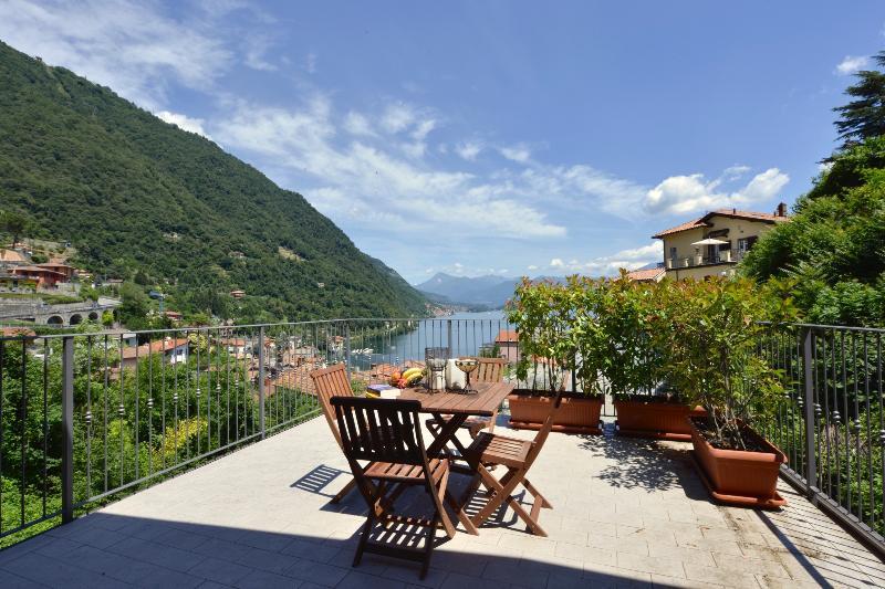 Balcony View - Crotto Letizia Tivano - Argegno - rentals