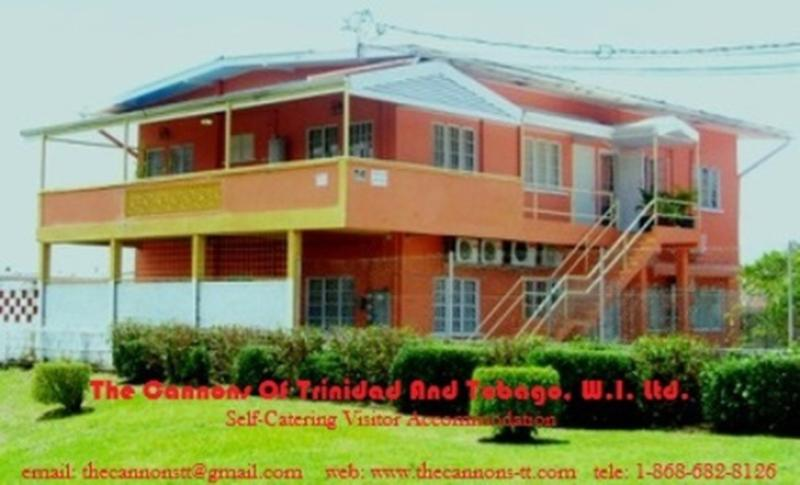 Property exterior - The Cannons of Trinidad and Tobago (email: hidden) - Woodbrook - rentals