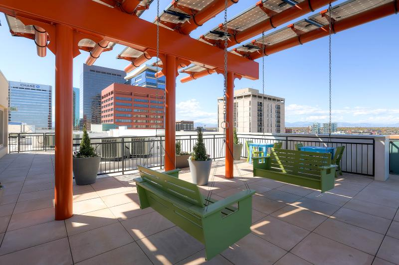 Stay Alfred Rooftop Deck Blocks to Coors Field SL2 - Image 1 - Denver - rentals