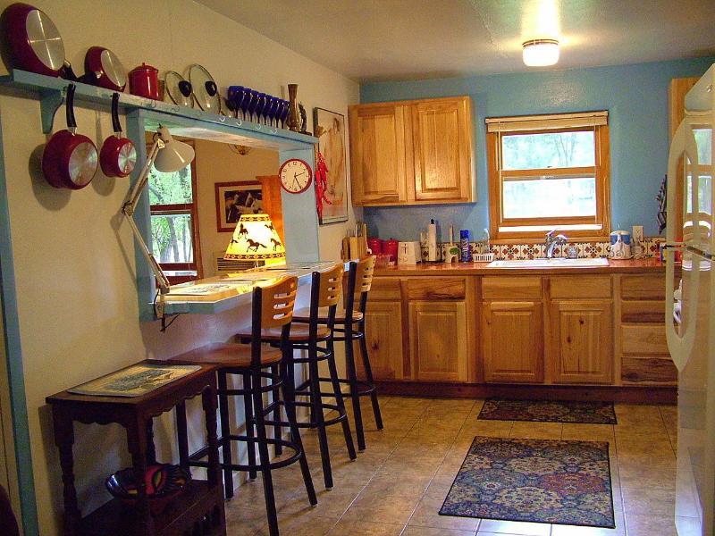 Casa del Prado - Image 1 - Taos - rentals