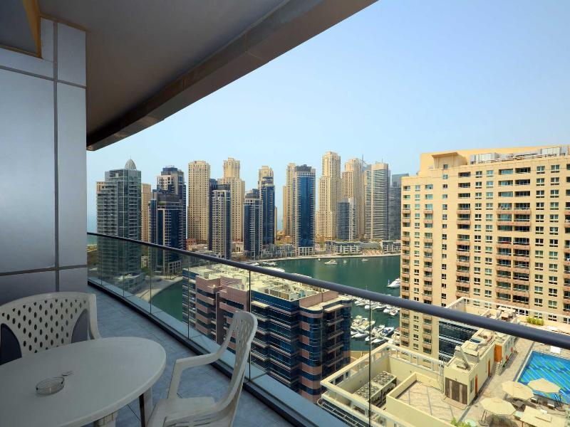 The Waves A (26684) - Image 1 - Jumeirah Lake Towers - rentals
