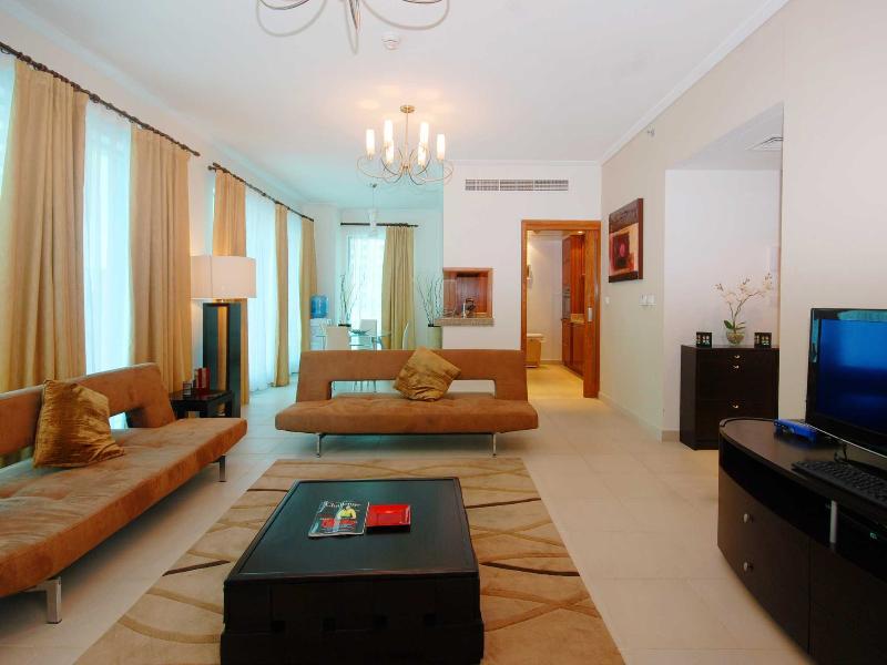 Marina Promenade - Shamera (53267) - Image 1 - Jumeirah Lake Towers - rentals