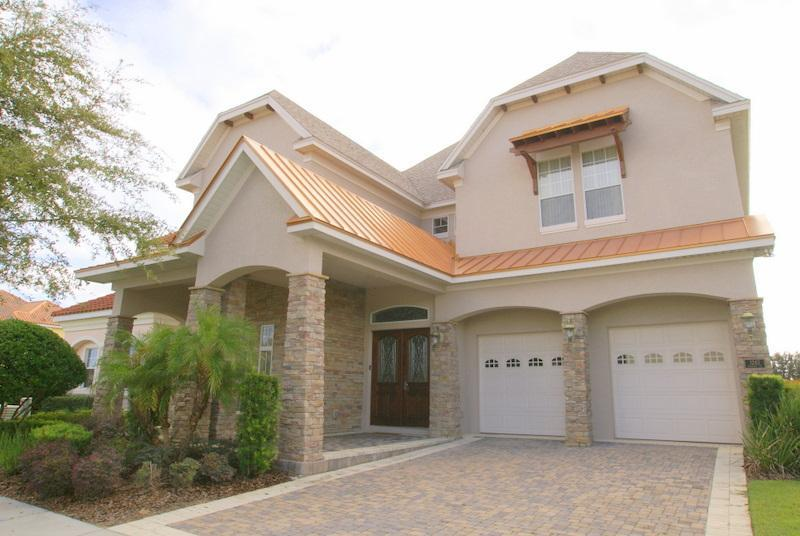 Stylish 4 bed located in Reunion Resort with Pool and Spa - Image 1 - Reunion - rentals