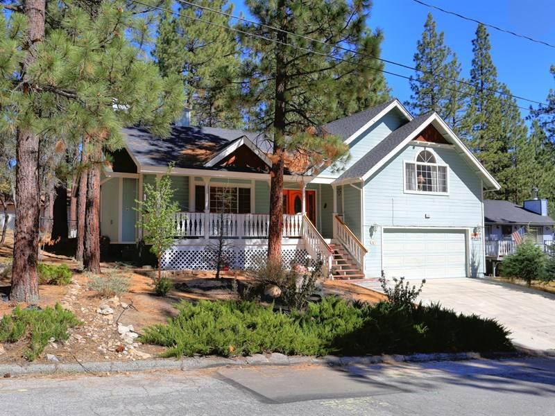 Jewel of the Pines ($319 SPECIAL)  #1294 - Image 1 - Big Bear Lake - rentals