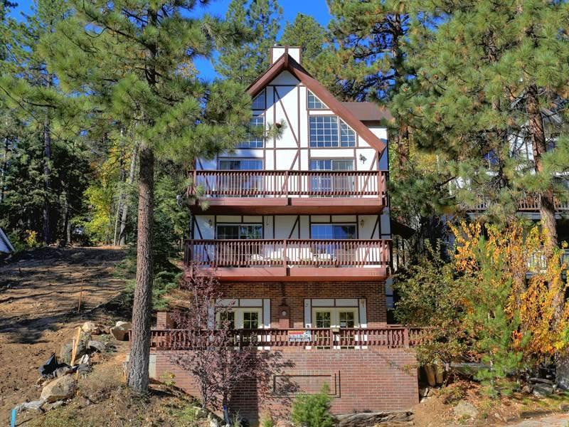 Bear Mountain Chalet #639 - Image 1 - Big Bear Lake - rentals