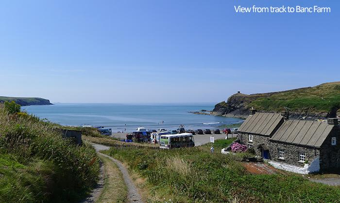 Holiday Cottage - Banc Farm, Abereiddy - Image 1 - Abereiddy - rentals